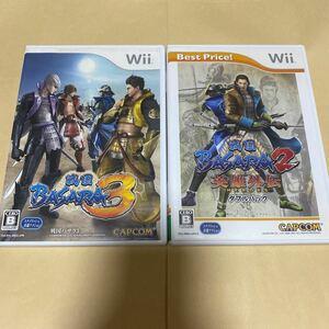 戦国 BASARA3と戦国BASARA2 英雄外伝 ダブルパック Wii