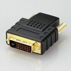 エレコム ELECOM AD-HTD [HDMI-DVI変換アダプタ] 未使用品 《送料無料》