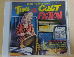 This Is Cult Fiction UK盤 全28曲(中古)