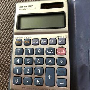 シャープ電卓