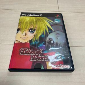 PS2 テイルズオブディステニー2#namco 中古