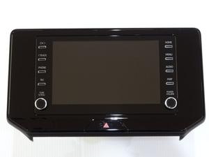 2020トヨタ ハリアーAXUH80 8インチ ディスプレイオーディオ 86140-48C20 MXUA80 ナビ