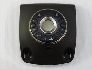 2014 キューブ Z12 エアコン スイッチ パネル 27500-1FU0A
