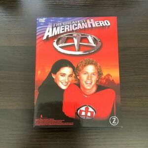 (DVD) アメリカンヒーロー DVD-BOX 2 (管理:57985)