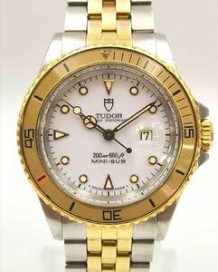 TUDOR チュードル 73091 ミニサブ 自動巻き 時計