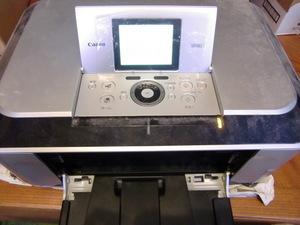 CANON キャノン インクジェット プリンター 複合機 MP980 ピクサス PIXUS ジャンク おまとめ 直渡し歓迎 通電可 インク漏れ有 ノズル無