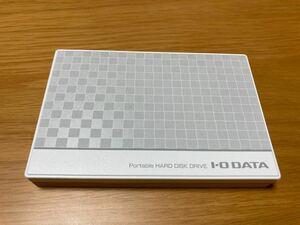 I-O DATA HDD ポータブルハードディスク 1TB USB3.0バスパワー対応