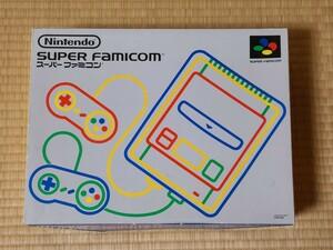 美品 スーパーファミコン 本体一式  任天堂  SFC