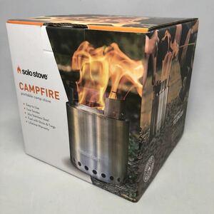 新品 ソロストーブ solo stove キャンプファイヤー SSCF CAMPFIRE アウトドア レジャー バーベキュー