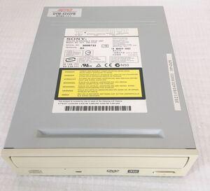 ファイルベイ用 SONY 内蔵用 DVD/CD 光学 R/RW ドライブ DW-U12A 日本製造 B075