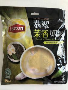 台湾 リプトンジャスミンミルクティー