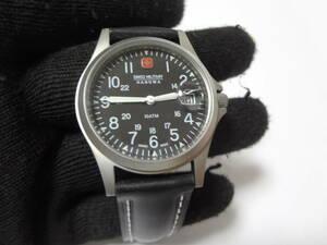 スイスミリタリー SWISS MILITARY CLASSIC ORIGINAL クラッシック オリジナル MILITARY-319 腕時計  展示未使用品