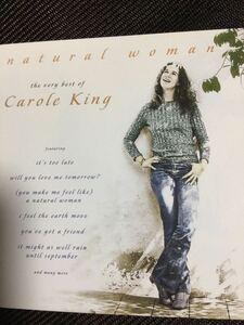 Carole king natural woman CD