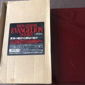 新世紀エヴァンゲリオン 初回限定盤 DVD-BOX