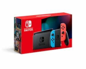 Nintendo Switch 新型ニンテンドースイッチ 新品 未使用 ネオンレッド 8台