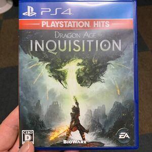 【PS4】 ドラゴンエイジ:インクイジション [PlayStation Hits]