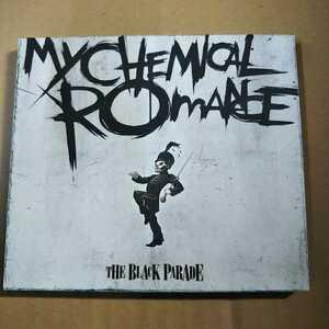 中古CD MY CHEMICAL ROMANCE / マイ・ケミカル・ロマンス『THE BLACK PARADE』国内盤/帯無し/紙ケース WPCR-12506【1499】