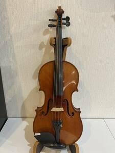 バイオリン フランス製 Dulcis et Fortis J.T.L 4/4 完全整備済!裏板一枚板!他店参考価格約60~70万円程がオークション限定特別価格に!