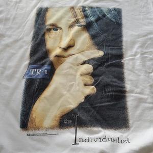 The Individualist Todd Rundgren1995年 ヴィンテージ トッドラングレン TシャツバンドT ロックT