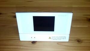 WiMAX 2+ Speed WiーFi NEXT W05 au 本体 & W05 専用クレードル HWD36PUU