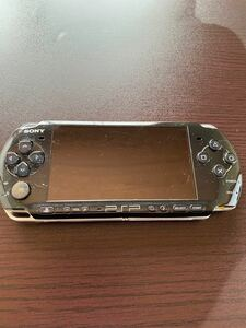 PSP 3000 本体+モンスターハンターサード、ポーチ付き