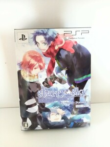 【PSP】 Starry☆sky PSP  in Winter  Portable [限定版]