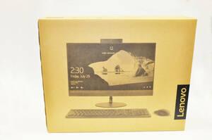 Lenovo deacentre AIO 520-24IKL デスクトップパソコン 23.8型 /CPU:intel Celeron /HDD:1TB /メモリ:4GB