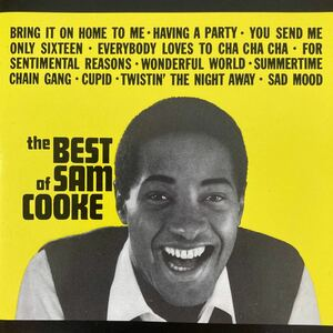 (CD) サムクック SAM COOKE/THE BEST OF SAM COOKE (輸入盤)