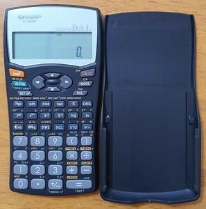 Sharp EL-509W Scientific Calculator