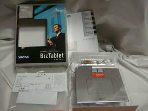 ジャンク ペンタブレット WACOM Biz Tablet CTF-220