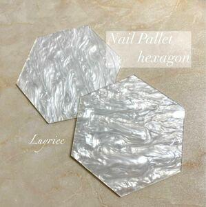 Nail Pallet*ネイルパレット 撮影 *hexagon*