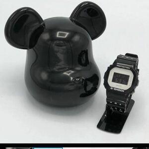 CASIO カシオ × BE@RBRICK ベアブリック G-SHOCK DW-5600MT 黒 白 ベアブリック ケース G-SHOCKケース 腕時計ケース 時計ケース