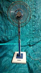 日立扇風機 昭和レトロ A.C.30CM STAND FAN アンティーク 扇風機