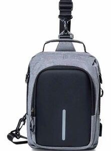 ボディバッグ ショルダーバッグ 斜めがけ iPadmini収納可 メンズ