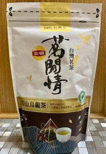 台湾リプトンの高山ウーロン茶(三角ティーバッグ)22パック入り