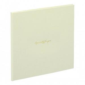 ナカバヤシ 写真台紙 スクエア 2Lサイズ ホワイト VM2L-301-W(a-1594613)