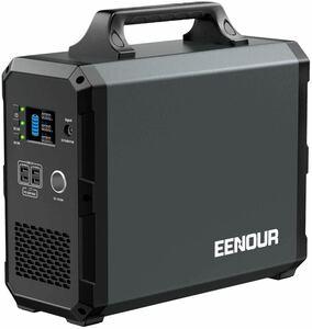 EENOUR portable power supply EB180 new goods unused unopened goods
