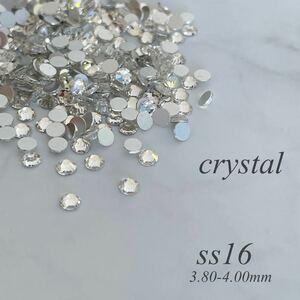 ss16 ガラスストーン ラインストーン 約1440粒 1,440円
