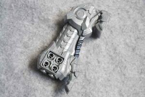 騎士竜シリーズ06 DXディメボルケーノの胴体(左)パーツ 騎士竜戦隊リュウソウジャー