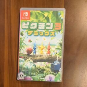 ピクミン3デラックス Switch Nintendo Switch ニンテンドースイッチ