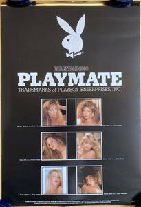 Play Mate 1990 year calendar Play Boy out person