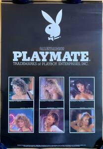 Play Mate 1989 year calendar Play Boy