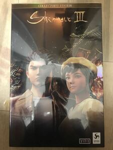 PS4 シェンムー3 海外限定版 shenmue iii collector's edition