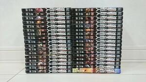 送料無料 進撃の巨人 全巻セット1-34 34冊 送料込み アニメ 漫画コミック