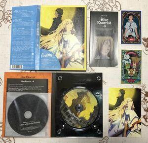 青の祓魔師 Blu-ray ブルーレイ 第8巻 初回仕様限定版 BD 青エク