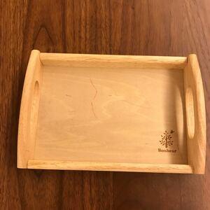 トレイ ボヌール 木製トレー 96021 お洒落 キッチン雑貨