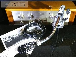SME 3009 S2 トーンアーム 初期型 ウエイト分割仕様 シェル/ケーブル付属 オイル補充済み Audio Station