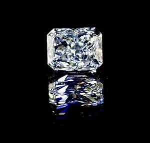 天然ブルーダイヤモンド ファンシーグリーニッシュブルー0.715ct SI2 美しいラディアントカット 中央宝石研究所