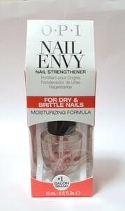 OPI ネイル エンビー ドライ&ブリットル 15 mL 箱付き Nail Envy Dry & Brittle .5 oz