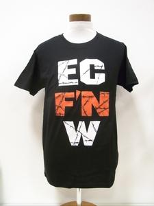 送料無料!【Mサイズ】ECW FUCKIN Tシャツ CZW GCW IWA WWE WCW NWO  WWF プロレス